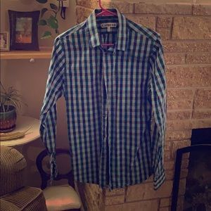 Express dress shirt small